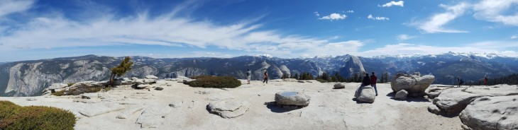 Sentinel Dome Yosemite National Park