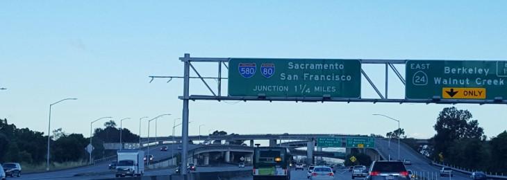 Roadsign San Francisco