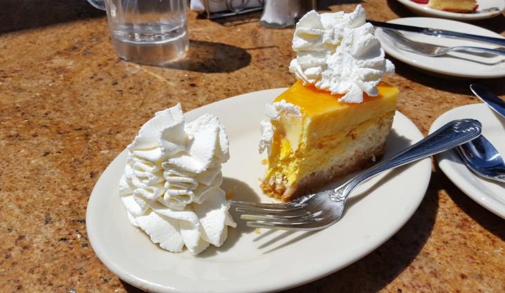 Cheesecake Factory kakku