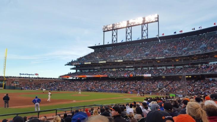 AT&T stadium San Francisco