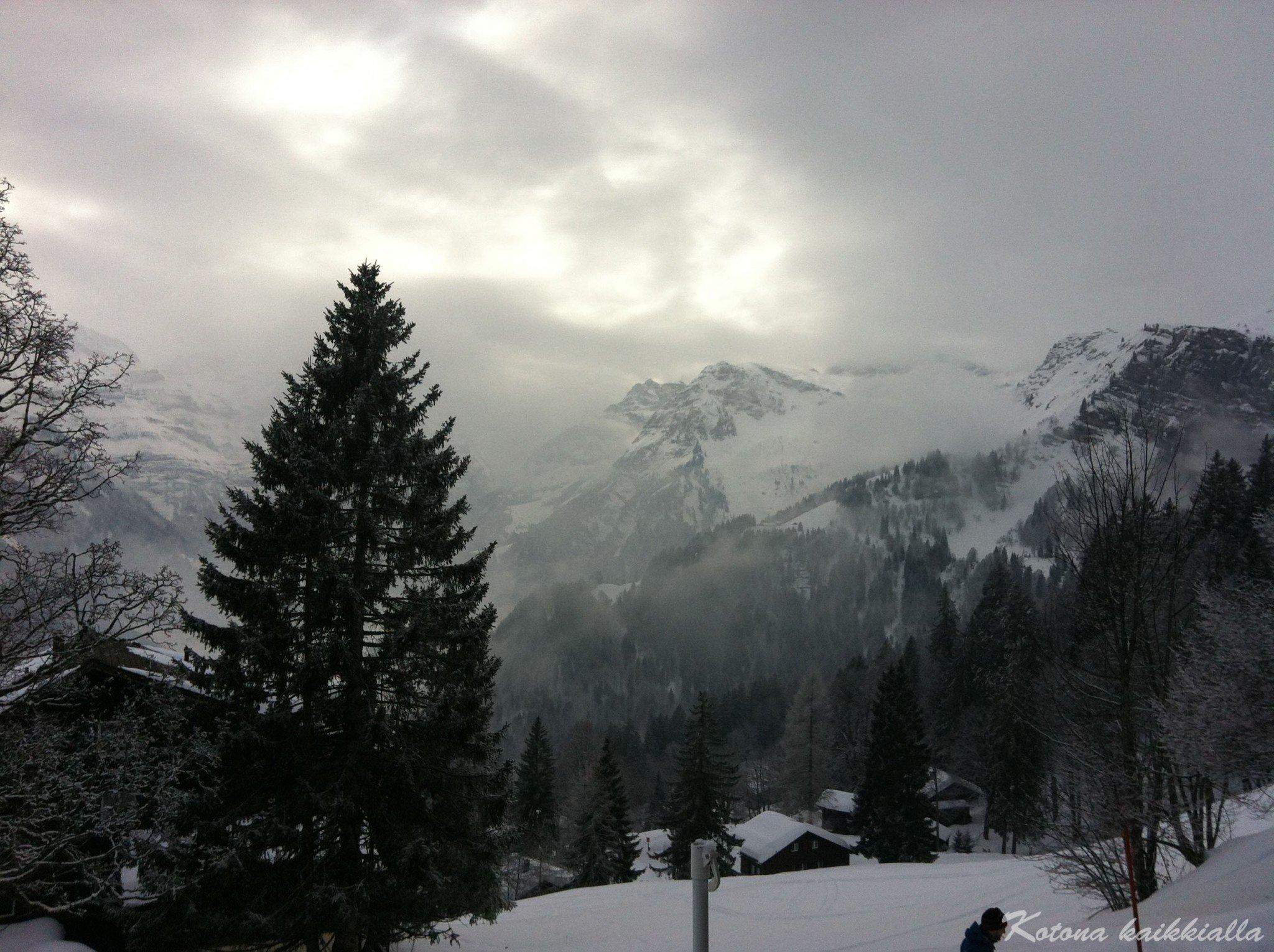 sveitsin laskettelukeskus Kaarina