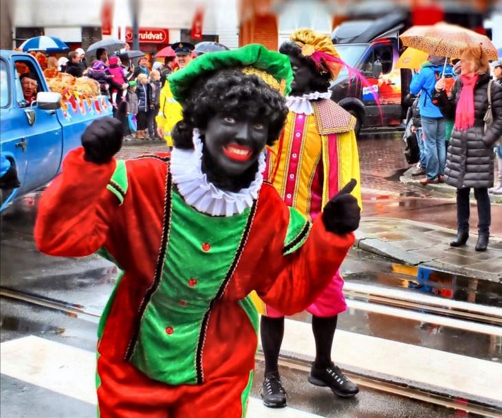 Perinteinen Zwarte Piet