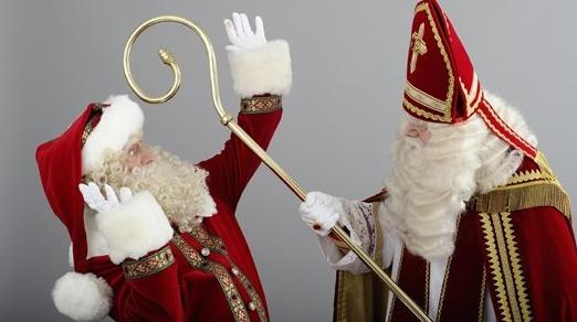 Sinterklaas ja Joulupukki