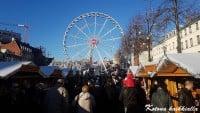 Joulufanin paratiisi Brysselissä
