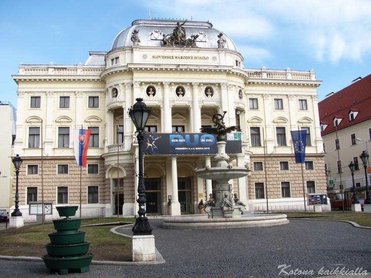 Baletti Bratislava Slovakia