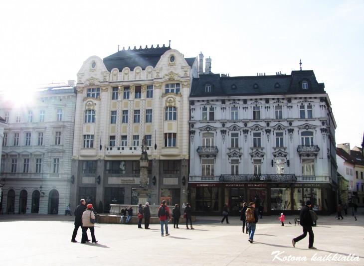 Bratislava aukio Slovakia