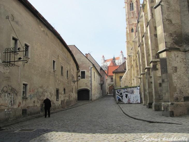 Bratislavan kadut 1 Slovakia