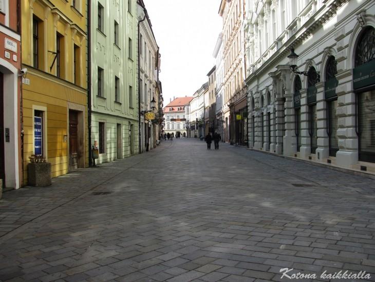 Bratislavan kadut 3 Slovakia