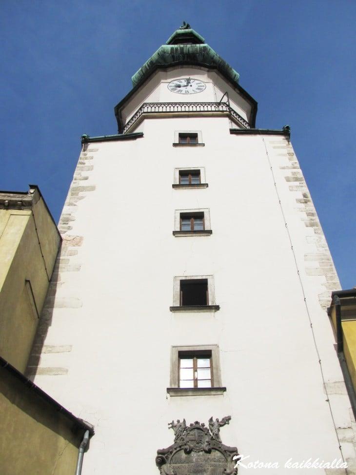 Kirkko Bratislava Slovakia