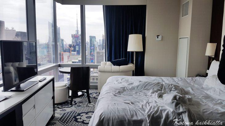 Huone Residence Inn hotelli New York