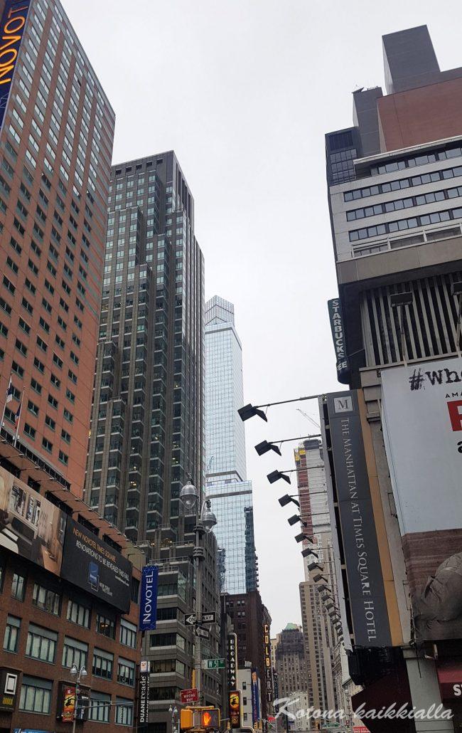 hotelli Residence Inn ulkoa New York
