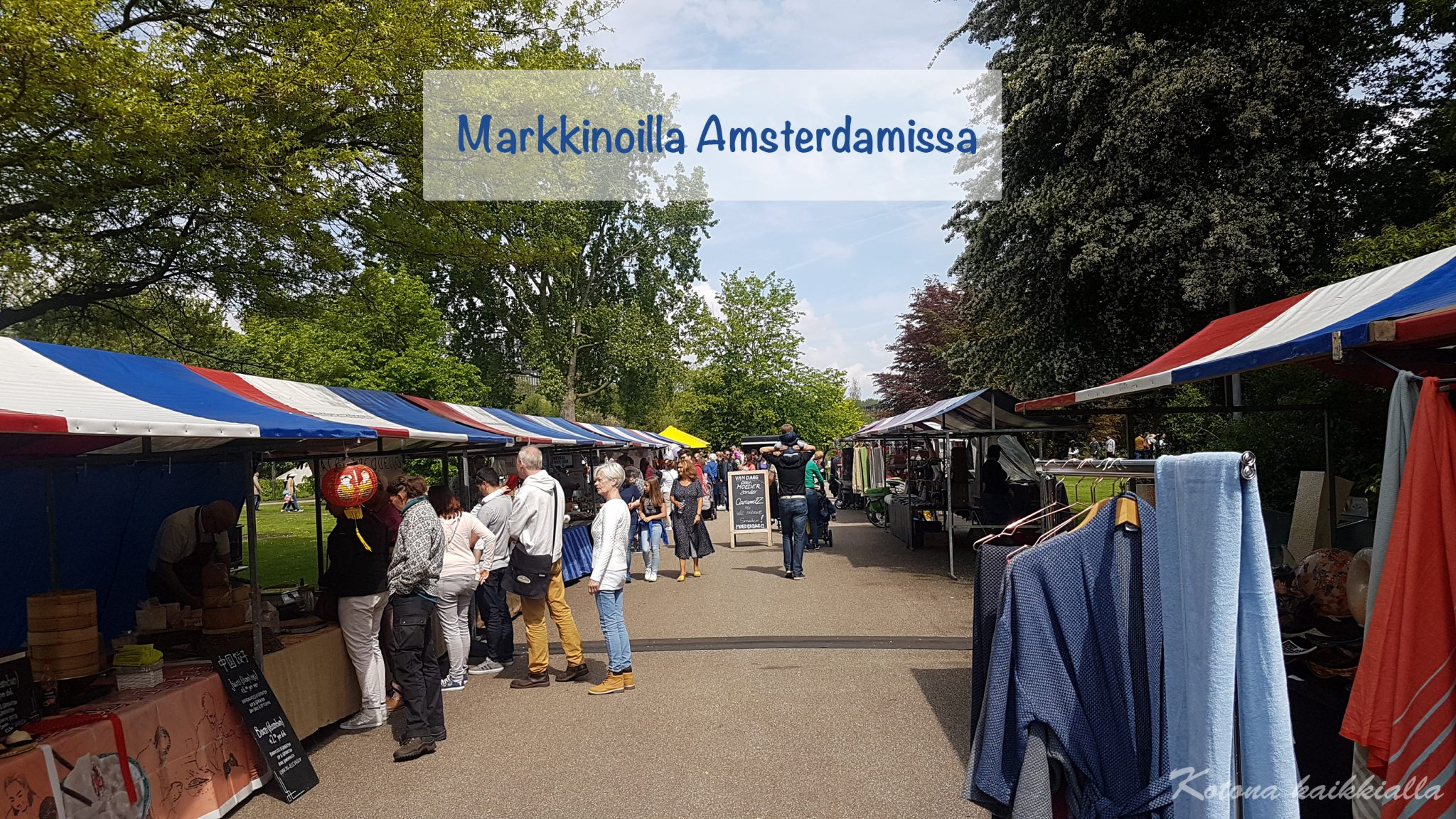 Puremarkt Amsterdam