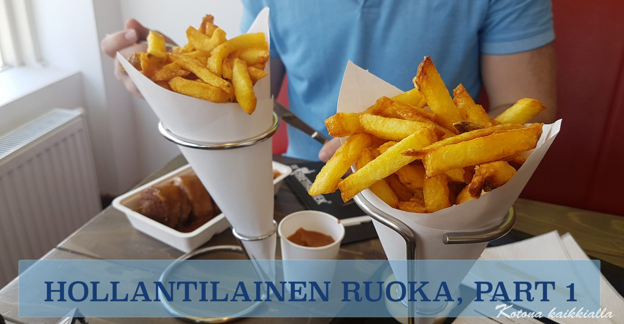 Ranskalaiset perunat Alankomaat