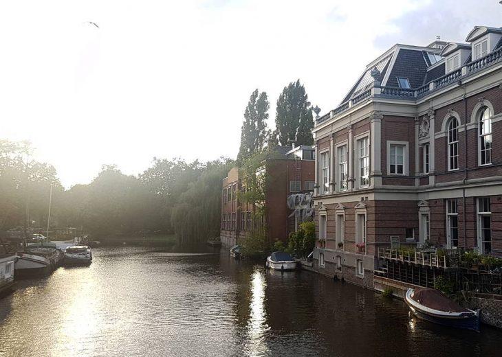 Evening stroll views amsterdam iamsterdam canals netherlands nederland holland