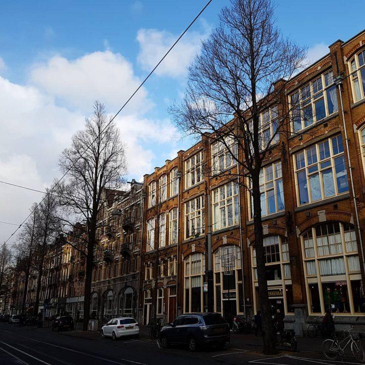 Bright skies after the rain  amsterdam netherlands iamsterdam nederlandhellip