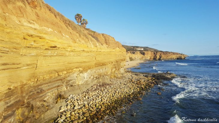 Sunset Cliffs San Diego USA