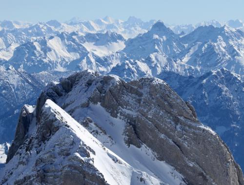 Nyt matkablogissani Itävallan alpit