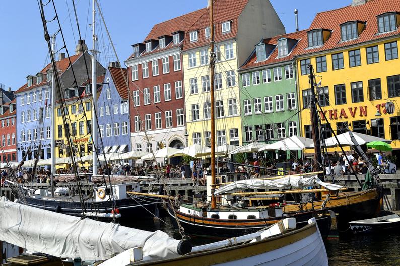 Nyt matkablogissani Kööpenhamina