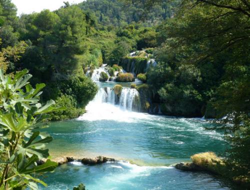 Nyt matkablogissani Kroatia