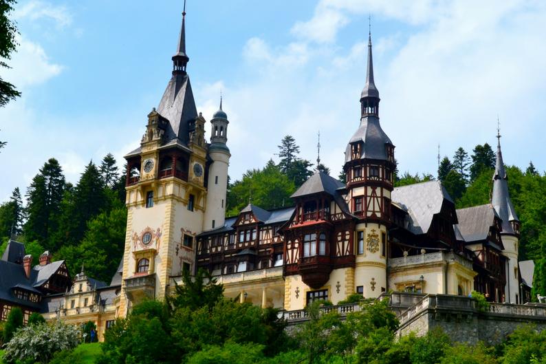 Nyt matkablogissani Romania