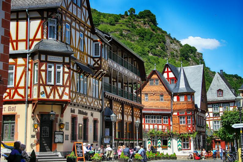Nyt matkablogissani Saksa