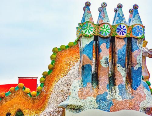 Nyt matkablogissani Barcelona