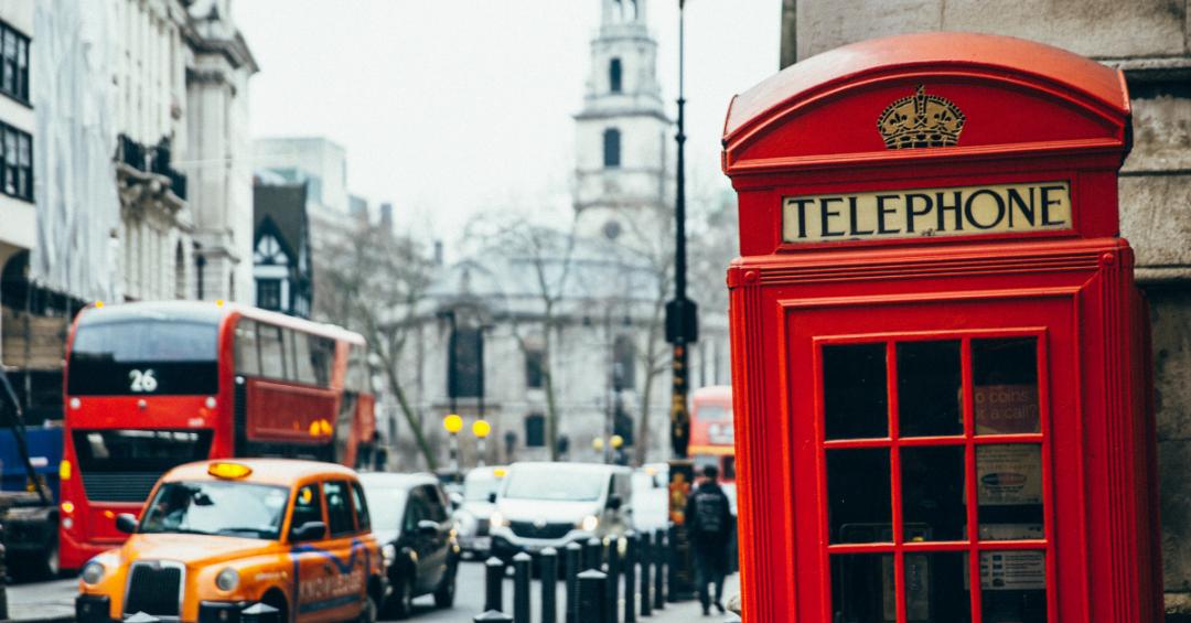 Reissuvinkit Lontooseen