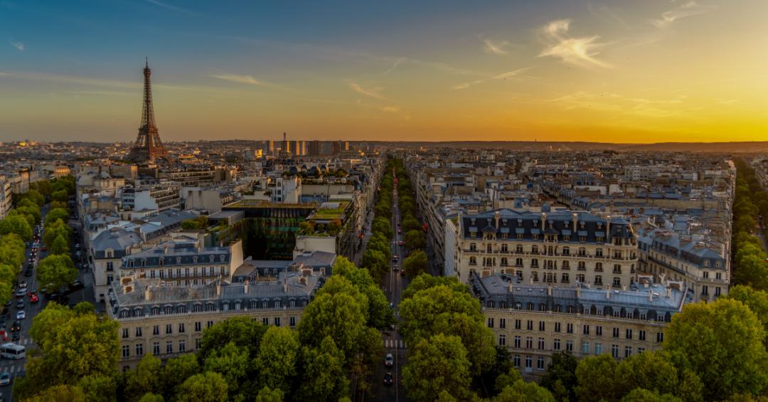 Reissuvinkit Pariisiin