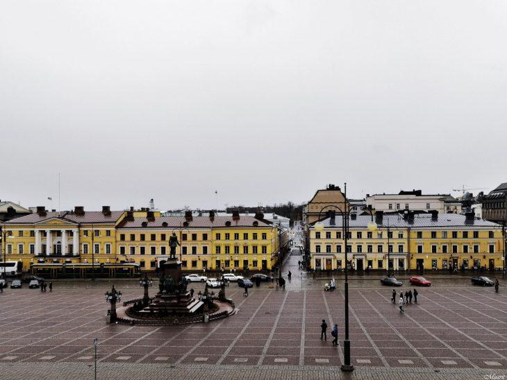 Viikonlopun viettoa Helsingissä