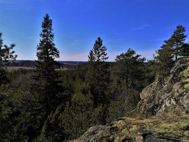 Pohtionvuori ja Huttalan linnavuori Piikkiössä