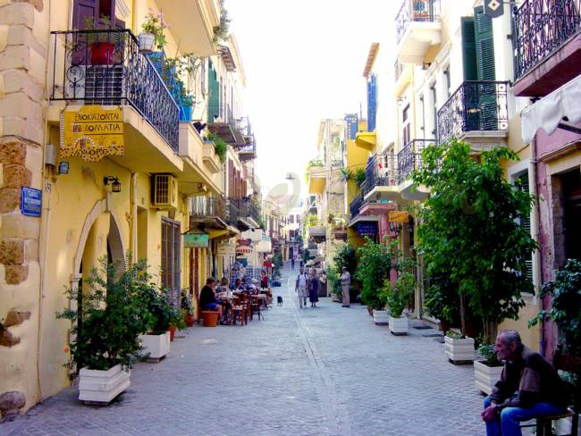 chania_town