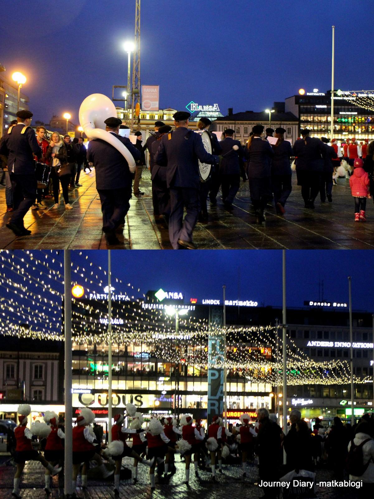 Joulunavaus Turku