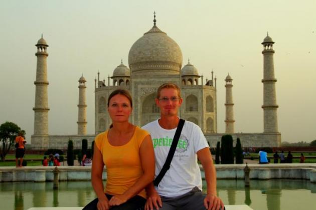 Oi Taj Mahal!