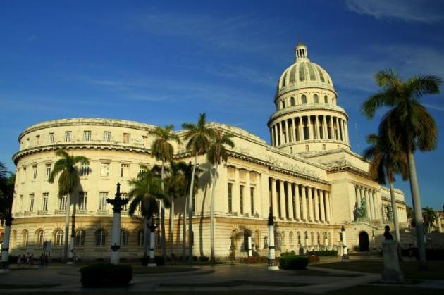 El Capitolio eli päähallintorakennus