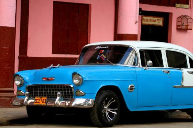 Näitä Havannassa riitti