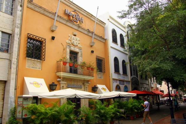 Hard Rock Cafe Santo Domingo