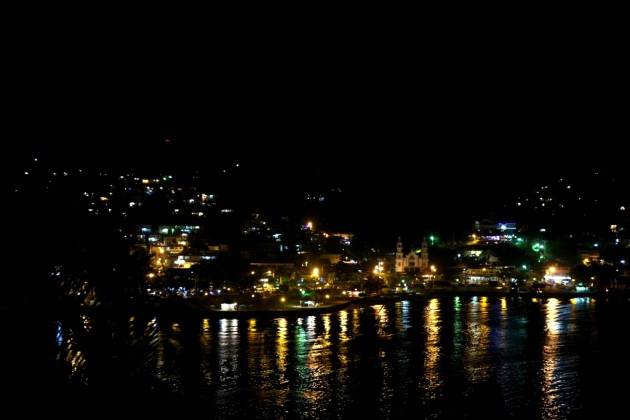 Samana by night