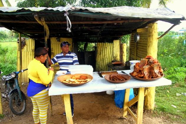 paikallinen grilli