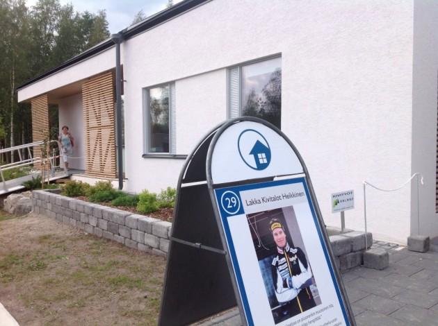 Matti Heikkisen talo
