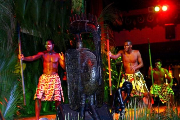 African Night-esitys