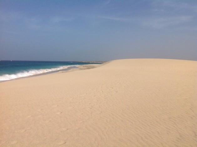 Ihanan rauhallista rantaa