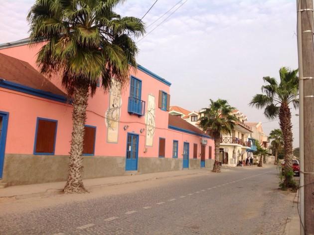 Tammikuussa valloitimme Kap Verden.