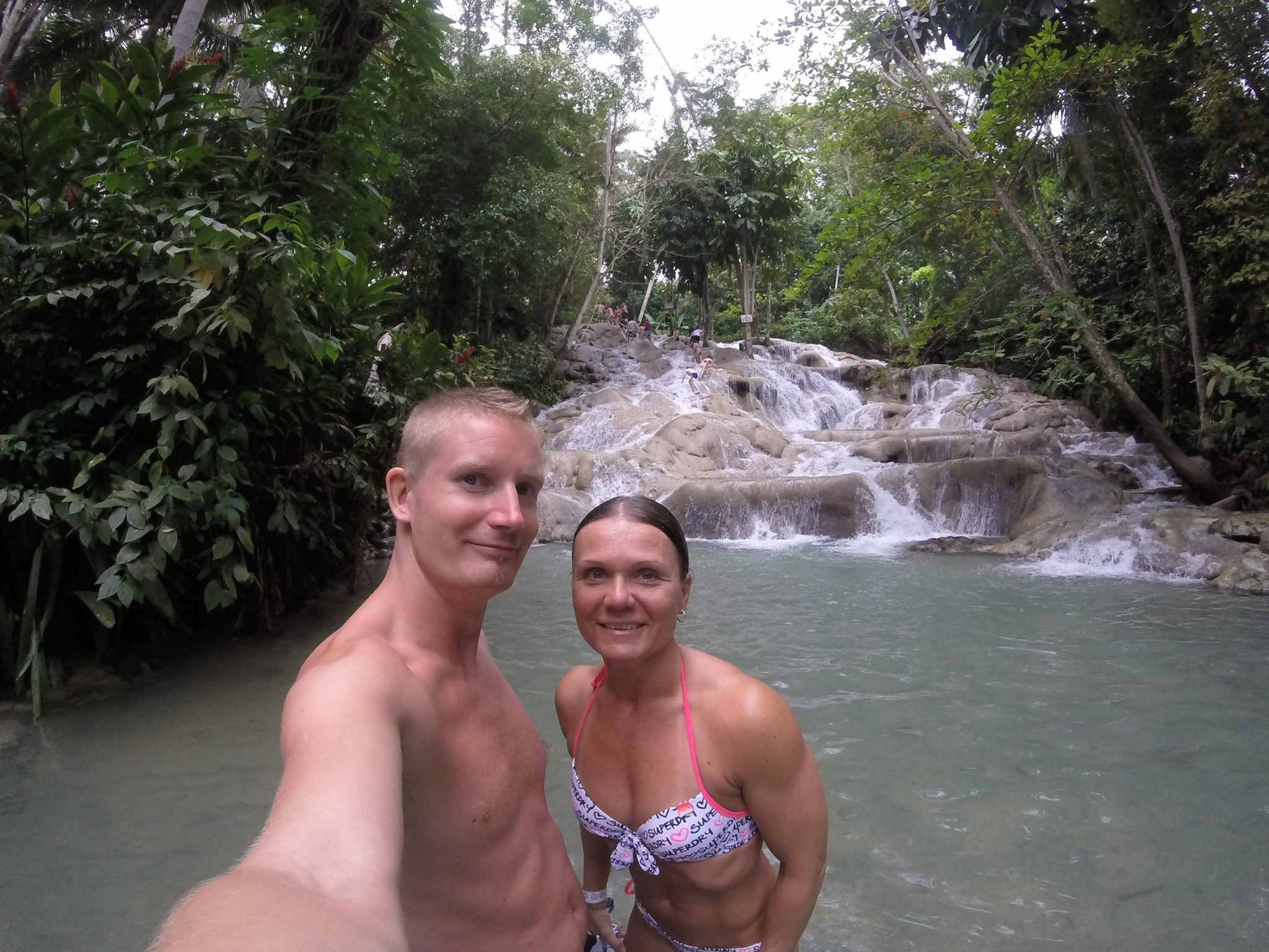 Dunn's River Falls, Jamaikan kuuluisimmat vesiputoukset