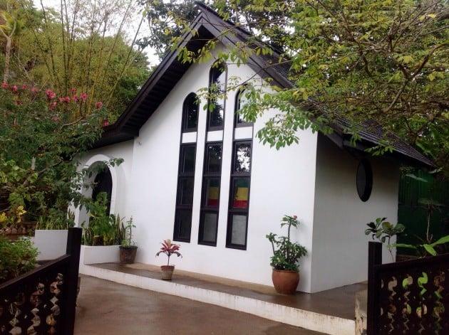 Mama Marleyn mausoleumi
