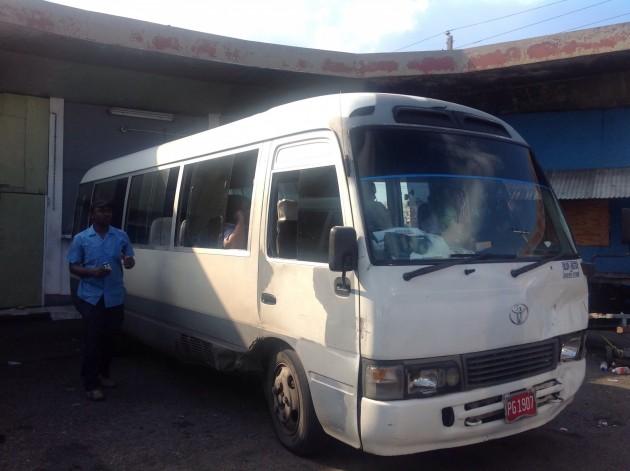 Kingstonin bussi
