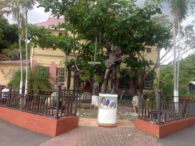 Bob Marleyn museo Kingstonissa