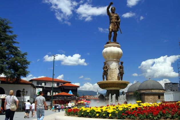 Makedonia-aukiota