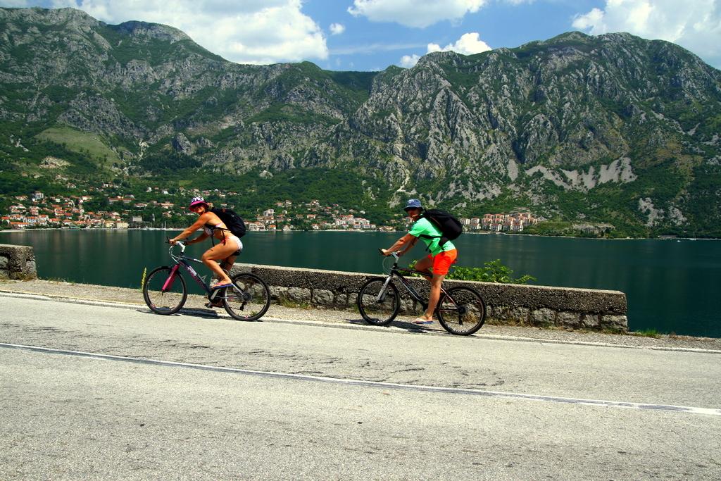 Montenegron maisemissa