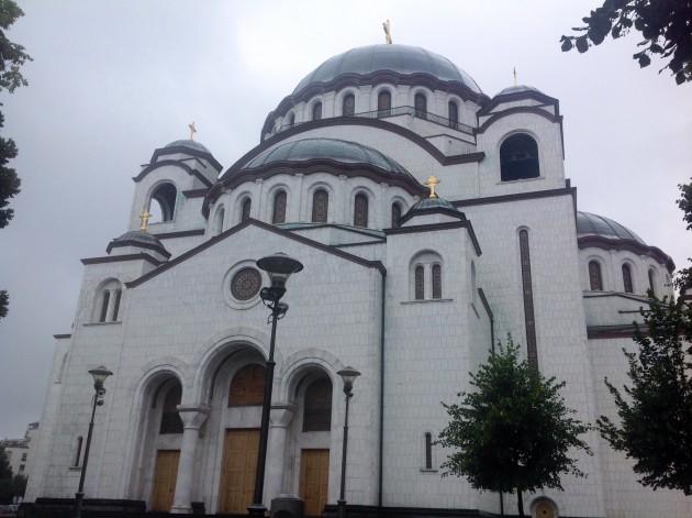 Pyhän Savan katedraali
