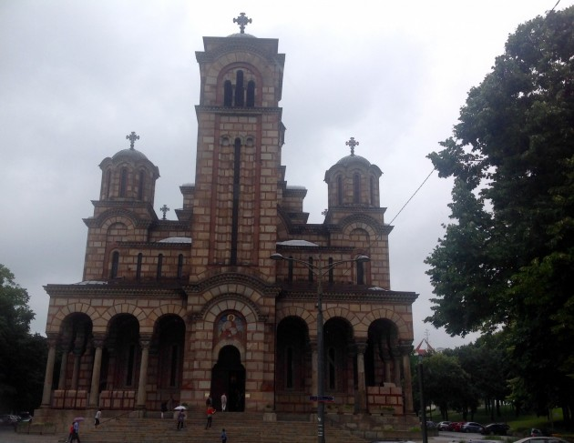 Pyhän Markuksen kirkko